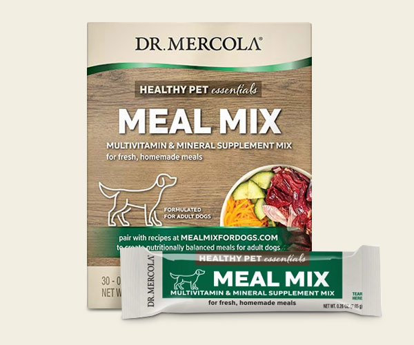 Meal Mix for Dogs